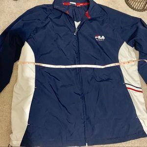 Fila Jackets & Coats - Chunky Fila Wind Breaker Jacket
